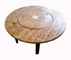 malenis furniture eine alte kabelrolle. Black Bedroom Furniture Sets. Home Design Ideas